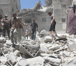 Maternity Hospital Bombed in Syria's Idlib