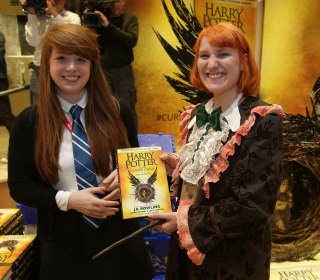 'Harry Potter and the Cursed Child' Debuts at Midnight, and Fans Are Ready
