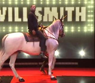 "Watch Will Smith Make 4 Epic ""Tonight Show"" Entrances"