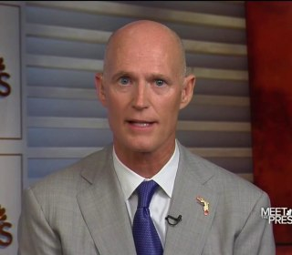 Gov. Scott on Trump's Tax Returns: 'Every Candidate's Different'