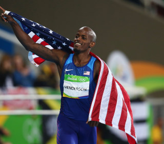Olympic Moments: Celebratory Tears, Kisses and Thrills