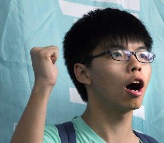 Hong Kong Protest Leaders Avoid Jail Over 'Umbrella Revolution'