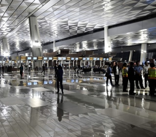 New Jakarta Airport Terminal Floods Just Days After Opening