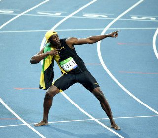 Olympic Moments: Usain Bolt and Simone Biles Make History and More