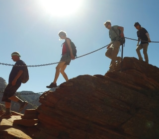 Angels Landing Brings Fearless to Zion for Heavenly Views