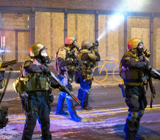 Federal Judge Dismisses Excessive Force Lawsuit Against Police During Ferguson Protests