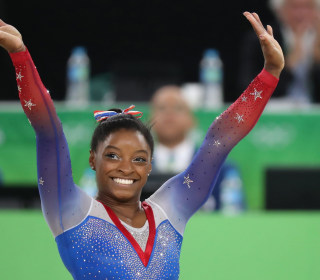 Google Searches Spike for Naming a Baby 'Simone' After Success of Biles, Manuel