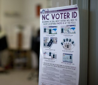 Supreme Court Won't Reinstate Strict NC Voting Law