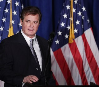 First Read's Morning Clips: Manafort Back in the News