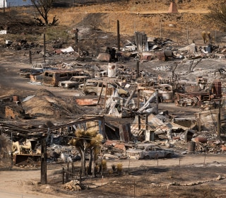 All Evacuations Lifted in Southern California's Blue Cut Fire