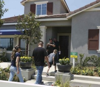 New Home Sales Approaching a Nine-Year High