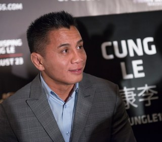 Former Mixed Martial Arts Champion Cung Le's Next Big Fight Is Union Organizing