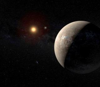 New Planet Is 'Right Next Door'