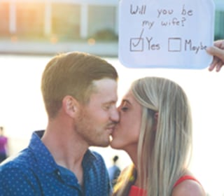 Watch the Epic Proposal Video That Took This Man a Year to Make