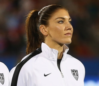 Hope Solo Suspended from USWNT for 6 months, Contract Terminated