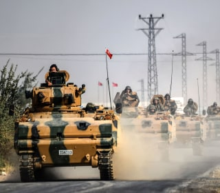 Kerry Tells Turkey That Syrian Kurds Are Retreating: Officials