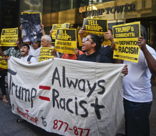 Analysis: Latino Experts See More Race-Baiting in Trump 'Flip-Flop'