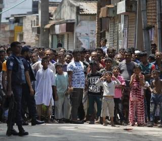 Bangladesh Police Kill 3, Including Dhaka Cafe Terror Attack Suspect