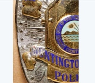 Cop's Badge Deflects Bullet, Saves Life in Shooting