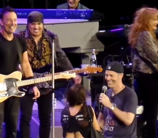 Bruce Springsteen Stops Concert Midsong for the Sweetest Proposal