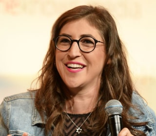 Mayim Bialik Speaks About Raising 2 Kids After Her Divorce