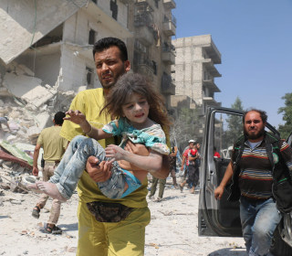 Aleppo Funeral Is Bombed, Leaving at Least 16 Dead: Syrian Activists