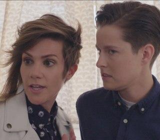Cameron Esposito, Rhea Butcher Talk Comedy, Diversity and 'Take My Wife'