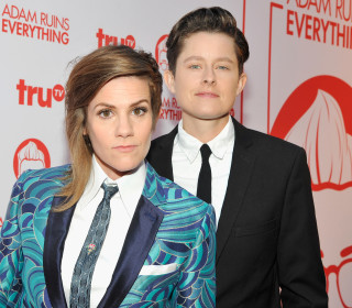 Cameron Esposito, Rhea Butcher Talk Comedy, Diversity and 'Take My Wife'