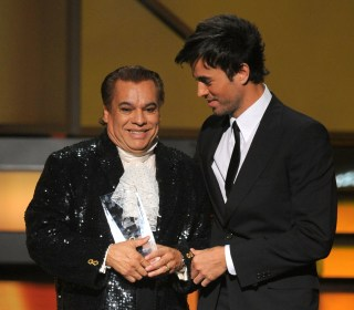 'The Music World Mourns': Latino Stars Remember Juan Gabriel