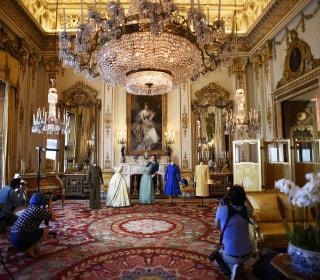 Queen Seeks Live-In Housekeeper to Clean Her Vases and Paintings
