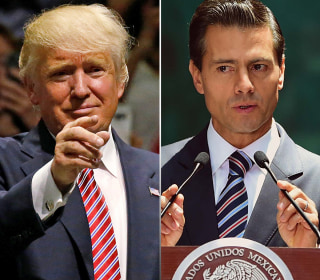 The Lid: Trump's Whirlwind Trip to Mexico