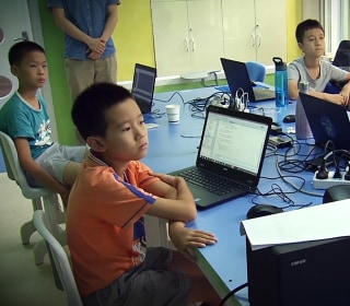 China Pushes Coding for Kids in Effort to Tackle Innovation Gap