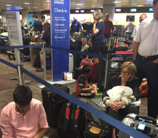 British Airways Check-In System Outage Causes Global Delays