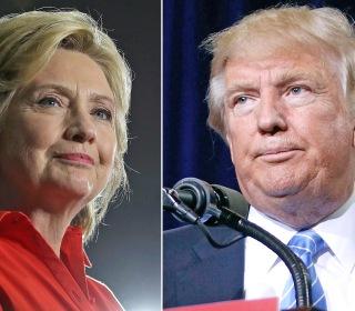 Trump, Clinton Take Part in NBC News Commander-in-Chief Forum