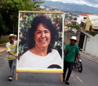 Honduras: 6th Arrest in Killing of Environmental Activist Berta Caceres