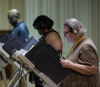 Court Rejects Ohio's System for Removing Voters from Rolls