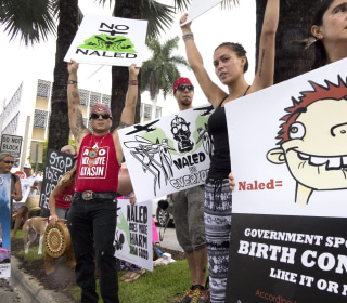 Miami Beach Protesters Shout Down Zika Meeting Over Pesticide Use