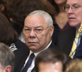 Colin Powell Says He Will Vote for Clinton