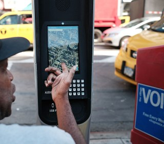 New York's Internet Kiosks Are Getting a Big Unsexy Downgrade