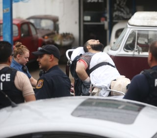 Ahmad Rahami, Suspect in N.Y. and N.J. Bombings, Charged With Attempted Murder