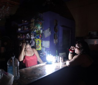 Puerto Rico's Power Outage Enters Second Night
