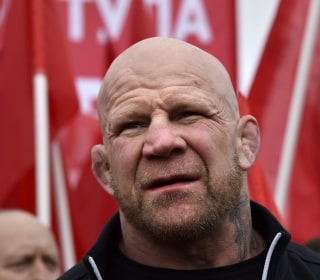 Jeff Monson, Former UFC Fighter, Is First American 'Citizen' of Ukraine's Rebel Luhansk State