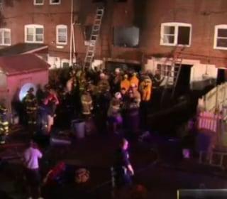 2 Firefighters Killed, 4 Injured in Delaware Blaze