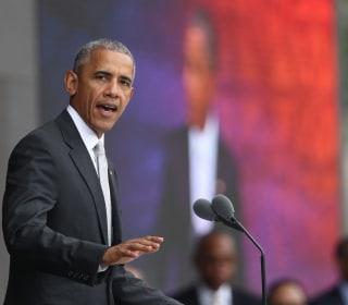 Obama Dedicates Smithsonian's 'Glorious' New African-American Museum