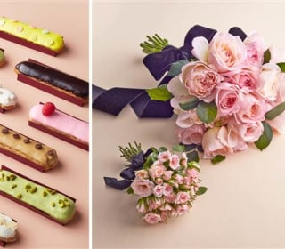 Forget Giant Cakes and Massive Bouquets, the New Wedding Trend Is Miniature