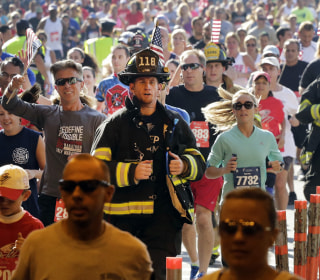 Runners From N.J. Race Canceled by Pipe Bomb Join NYC 5K