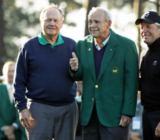 Arnold Palmer, the Everyman 'King' of Golf, Dies at 87