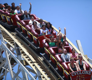 Research Finds Thrilling Cure for Kidney Stones: Roller Coasters