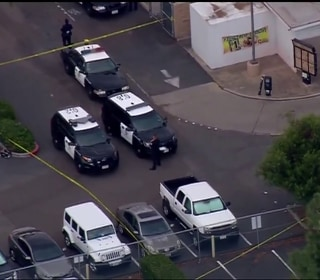 Police Shoot 'Erratic' Man in El Cajon, California
