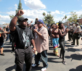 Protests Erupt Near San Diego After Police Kill Unarmed Man